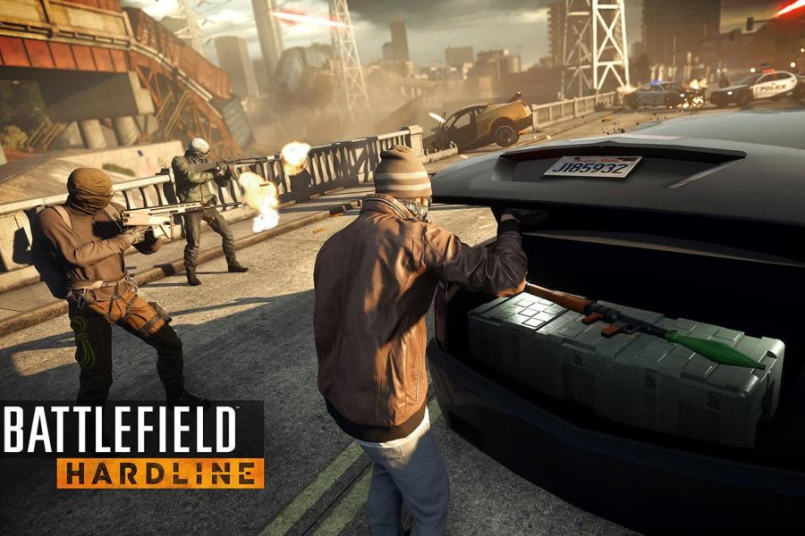 Обзор Battlefield: Hardline